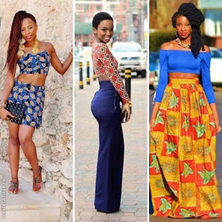 f6d7e7a179f25 Ankara Crop Tops help you make a bold fashion statement and they are one of  the hottest things in Nigerian fashion right now