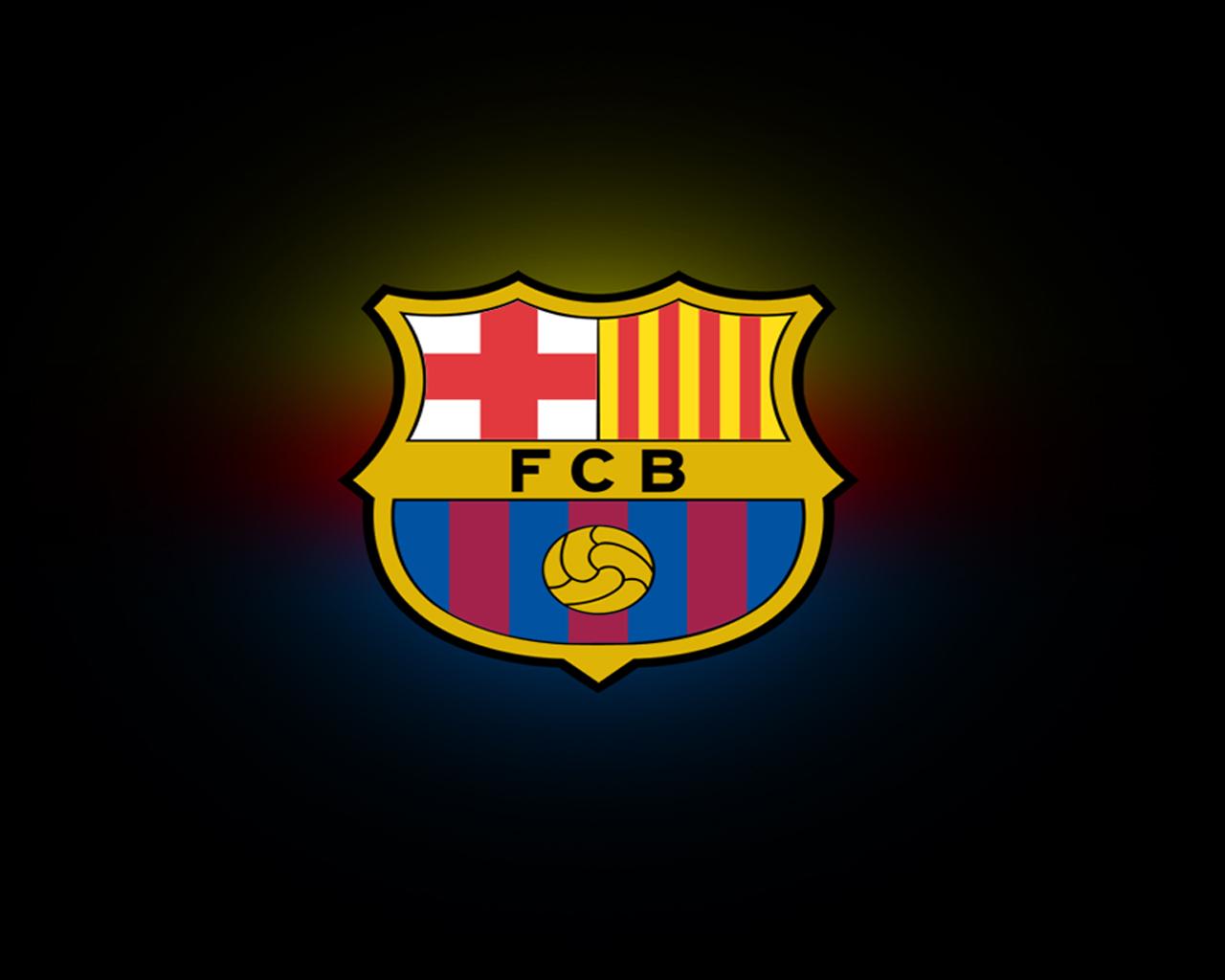 wallpaperew: FC Barcelona Logo wallpaper