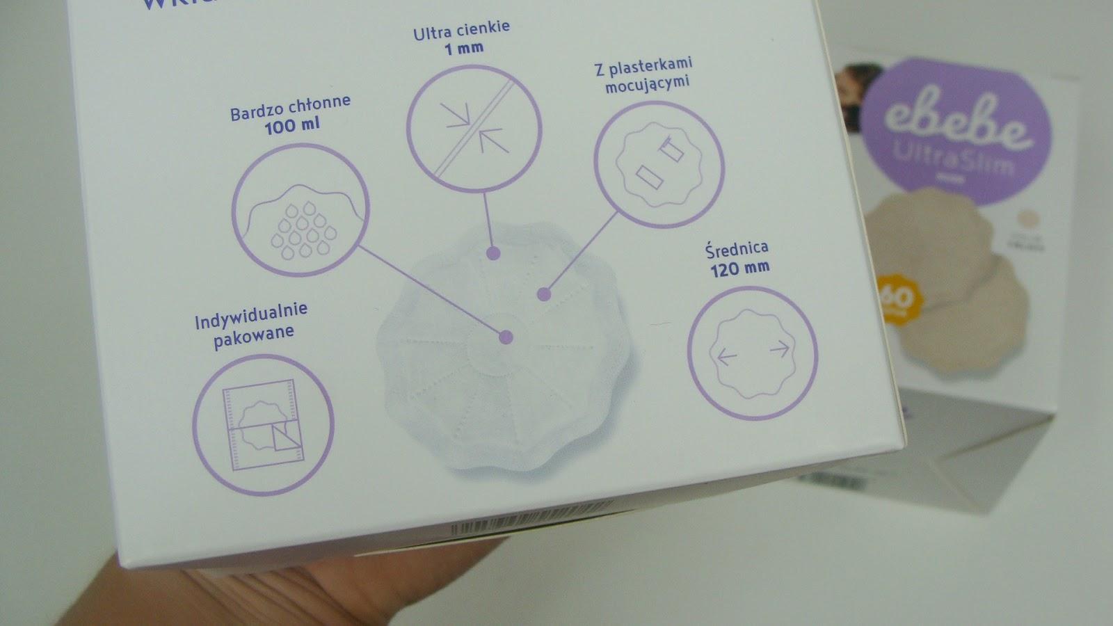 Rodzaje wkładek laktacyjnych, jak wybrać wkładki laktacyjne, najlepsze wkładki laktacyjne