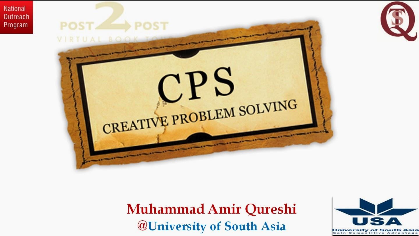 Creative Problem Solving Techniques by Muhammad Amir Qureshi