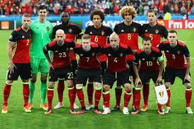 बेल्जियम- फीफा की नंबर वन फुटबॉल टीम