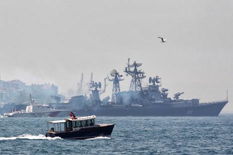 Αυτή είναι η ρωσική μοίρα της Μεσογείου