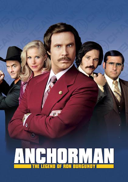 Anchorman: The Legend of Ron Burgundy 2004 Dual Audio Hindi 720p BluRay