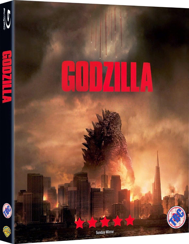 Godzilla (2014) 2D + 3D 1080p BD25 1