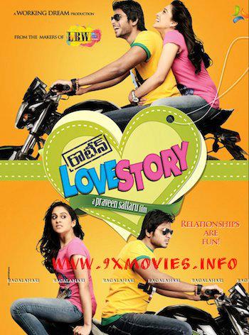 Routine Love Story 2012 UNCUT Dual Audio Hindi 720p BluRay 950mb