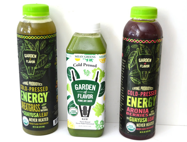 Garden of Flavor Juices