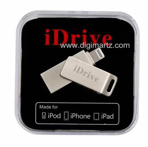 how to backup iphone to flash drive