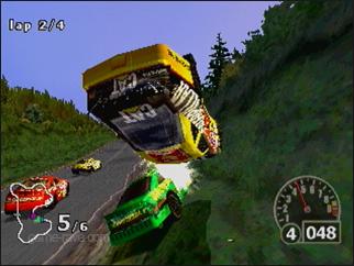 DOWNLOAD NASCAR RUMBLE FREE GAME UNTUK PC | Download game gratis