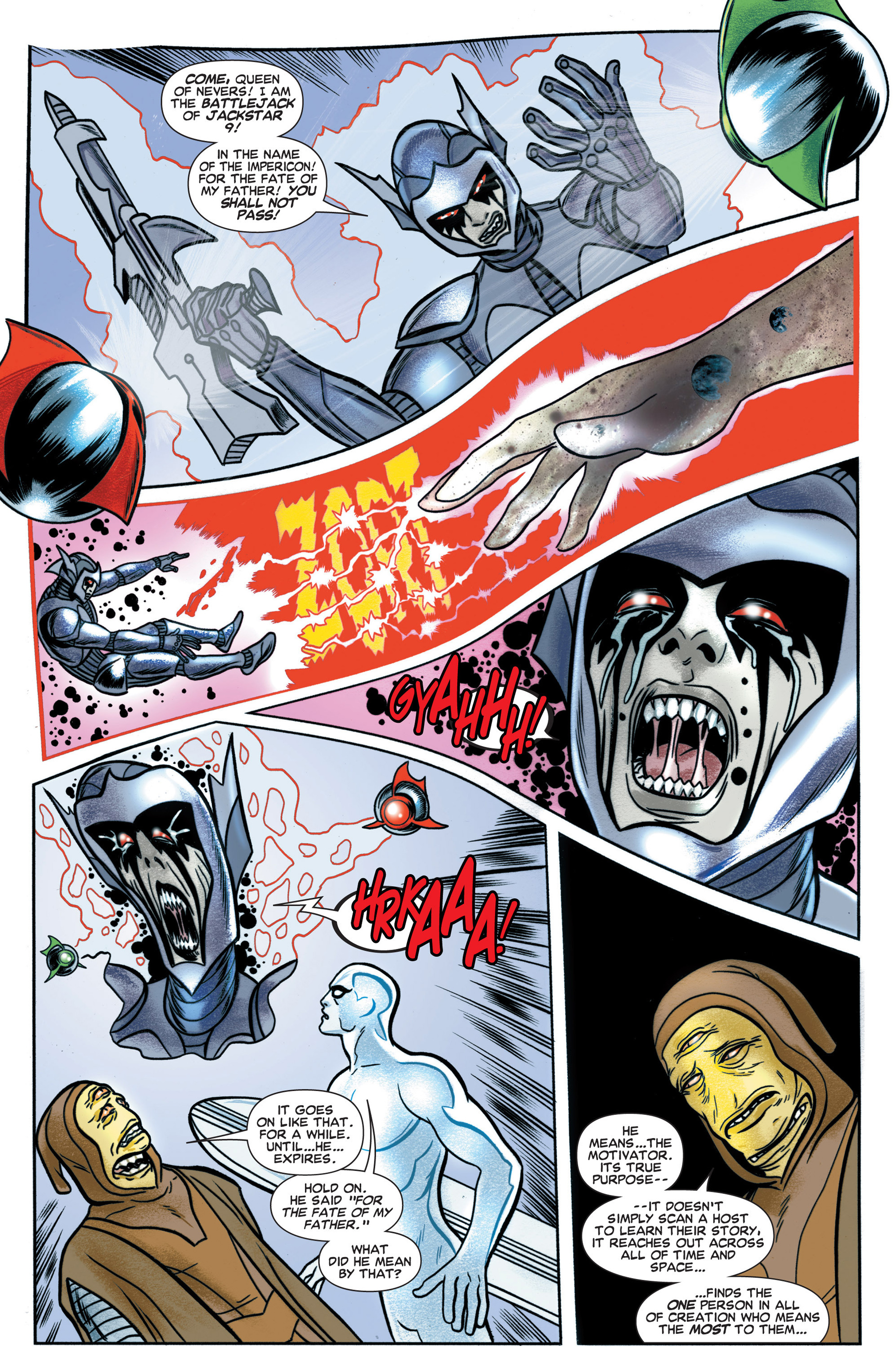 Read online Silver Surfer (2014) comic -  Issue #1 - 17