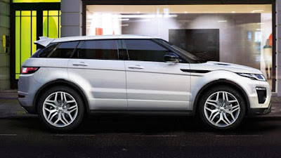 Range Rover Evoque convenience
