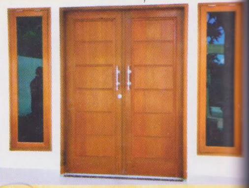 zhevs moving  design kusen pintu kayu minimalis