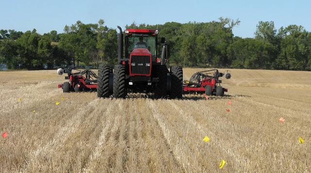 on-farm field trial
