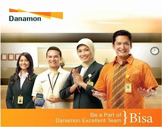 Lowongan Kerja Sebagai Staf Back Office Bank Danamon