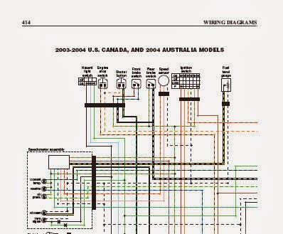 New Honda Gold Wing Gl Wiring Diagram Electrical