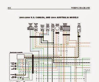 2002 Goldwing Wiring Schematic Wiring Schematic Diagram