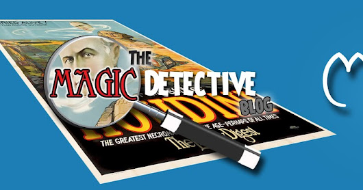 May Magic History Contest on The Magic Detective