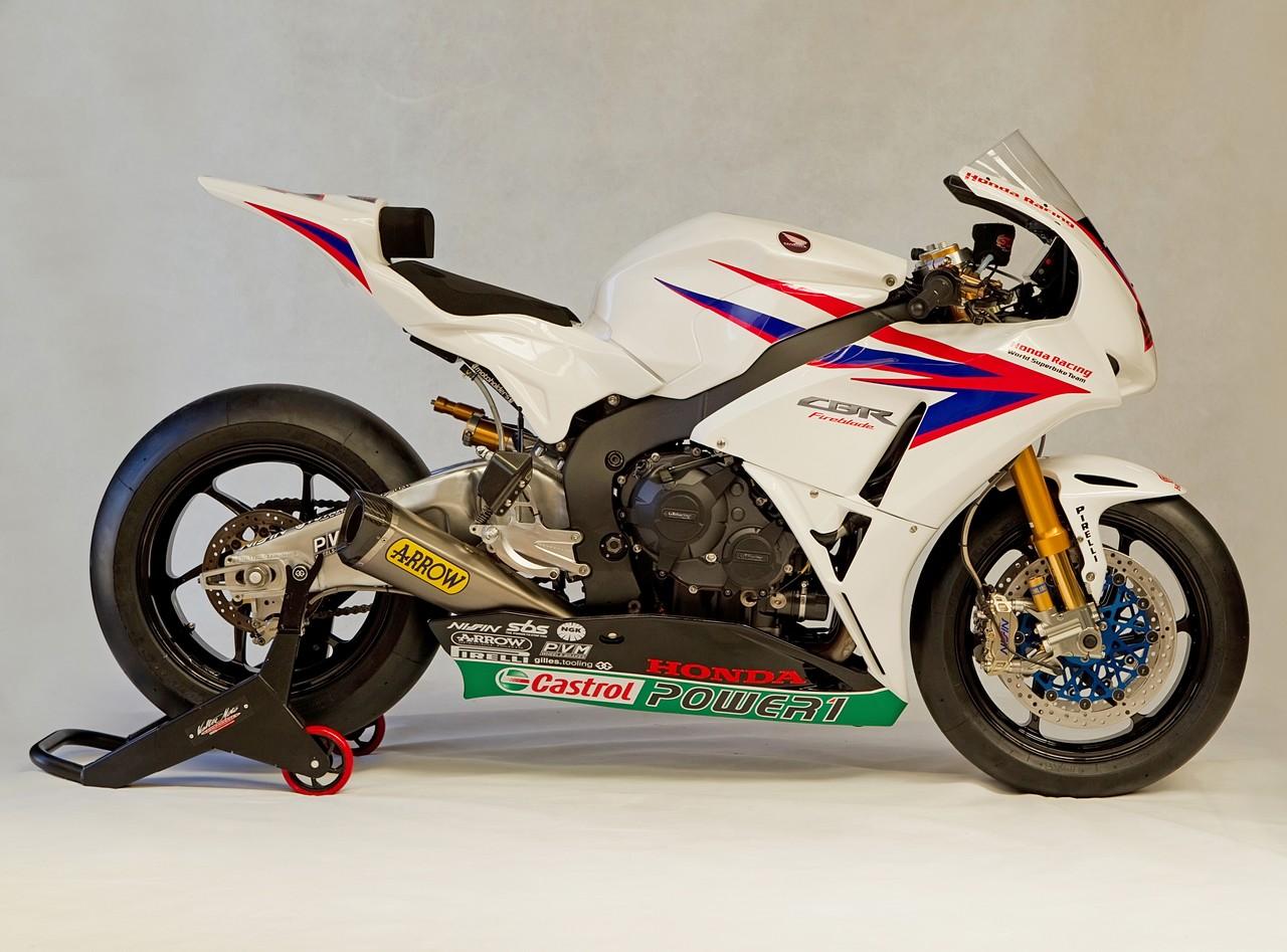 Racing Cafè: Honda CBR 1000 RR Honda World Superbike Team 2012