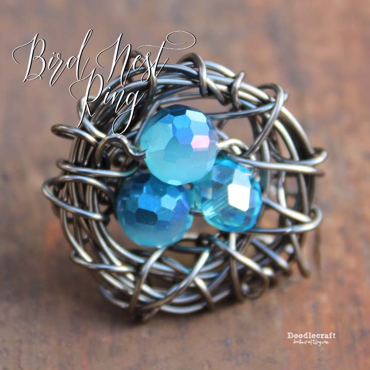 http://www.doodlecraftblog.com/2015/11/wire-wrapped-bird-nest-ring.html