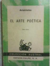 El Arte Poetica – Aristoteles