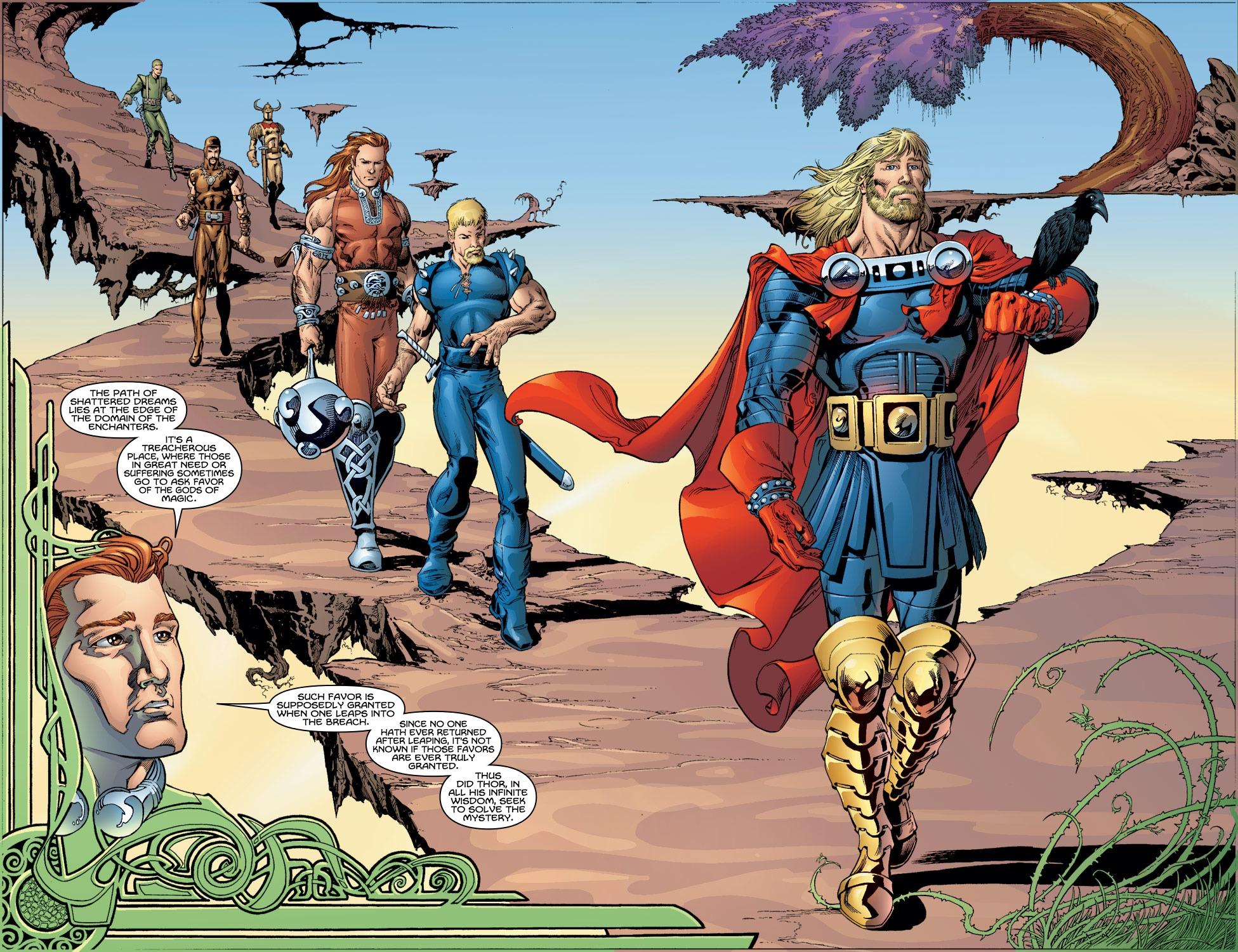 Thor (1998) Issue #45 #46 - English 10