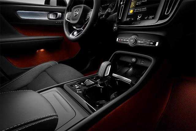 Novo Volvo XC40: mais de 20 mil unidades encomendadas