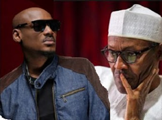 2face and Buhari
