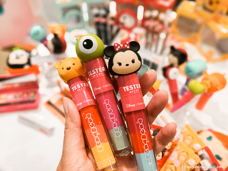 Disney Tsum Tsum x Cathy Doll Tint Gloss Cocktail Lip