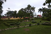 Taman Tanggo Rajo Mulai Sepi Pengunjung