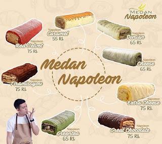 Daftar Harga Medan Napoleon, Lengkap!