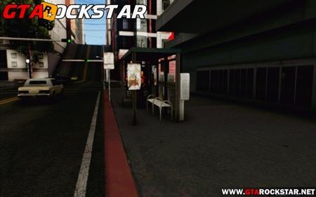 Mod Nova San Fierro mais Detalhada V1.0 para GTA San Andreas