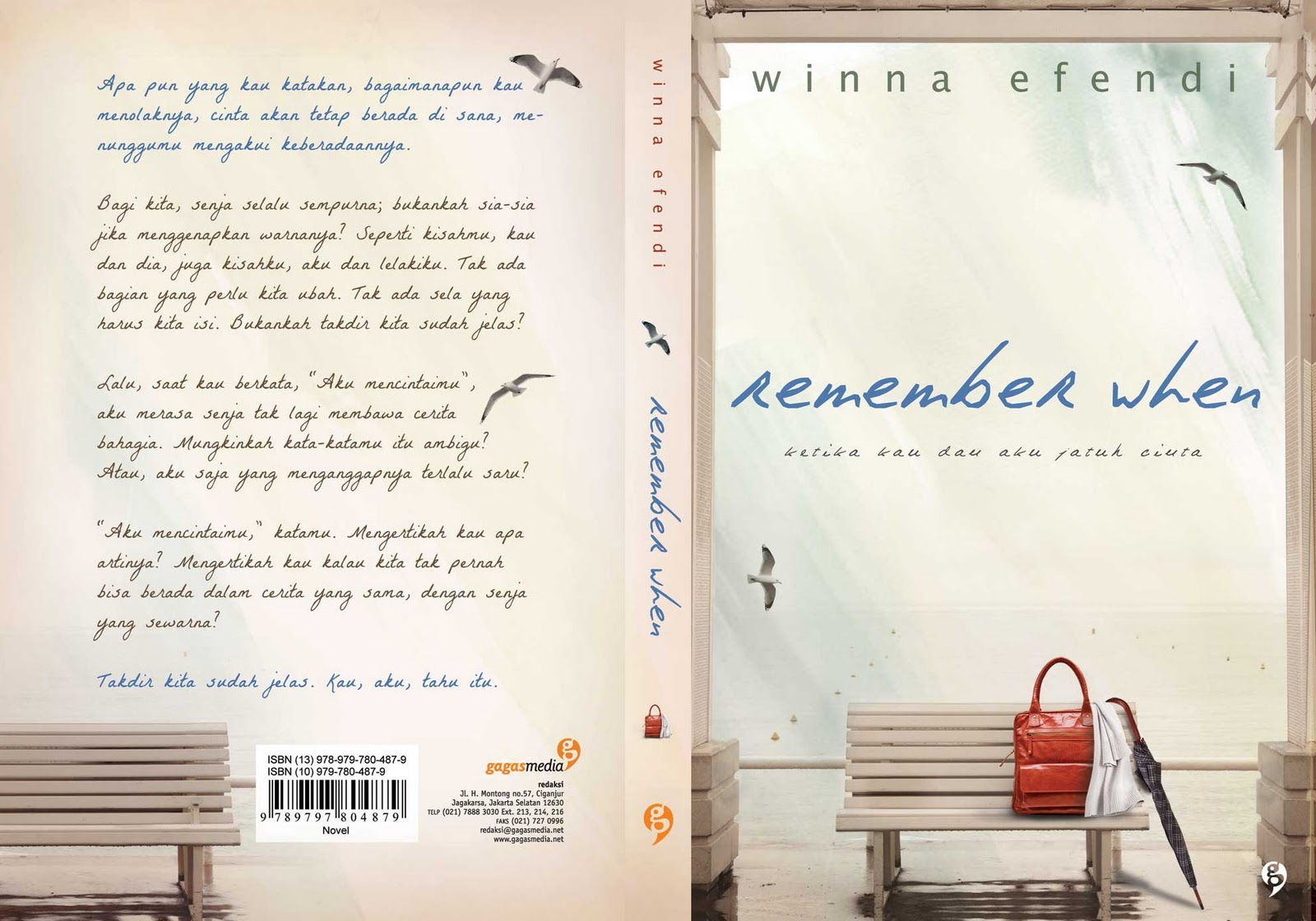 kutipan novel Remember When  Haniemitsu