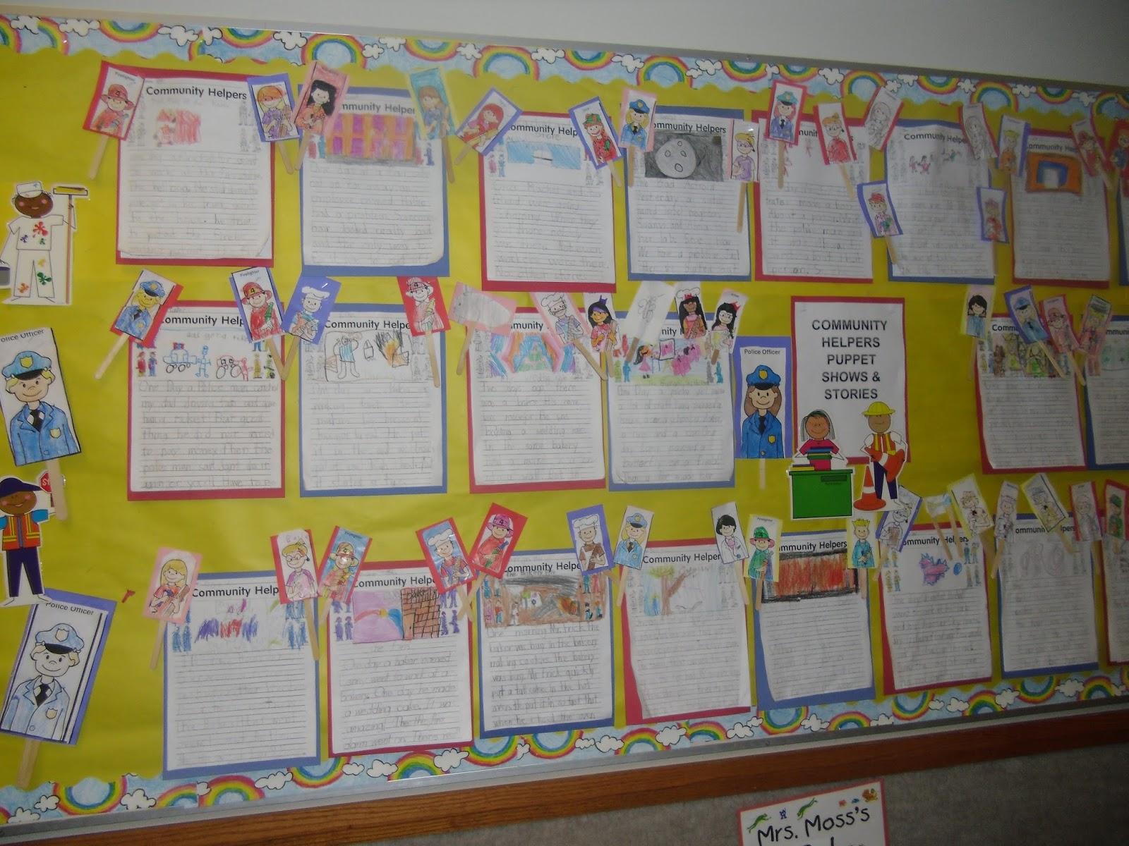 Patties Classroom Community Helpers Activities