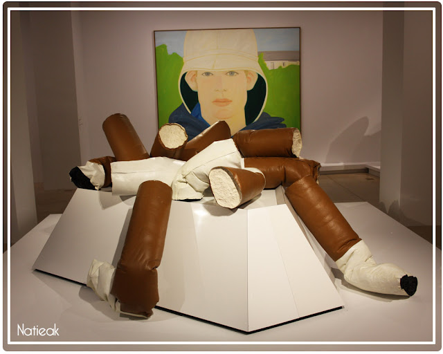Claes Oldenburg Giant Fagends