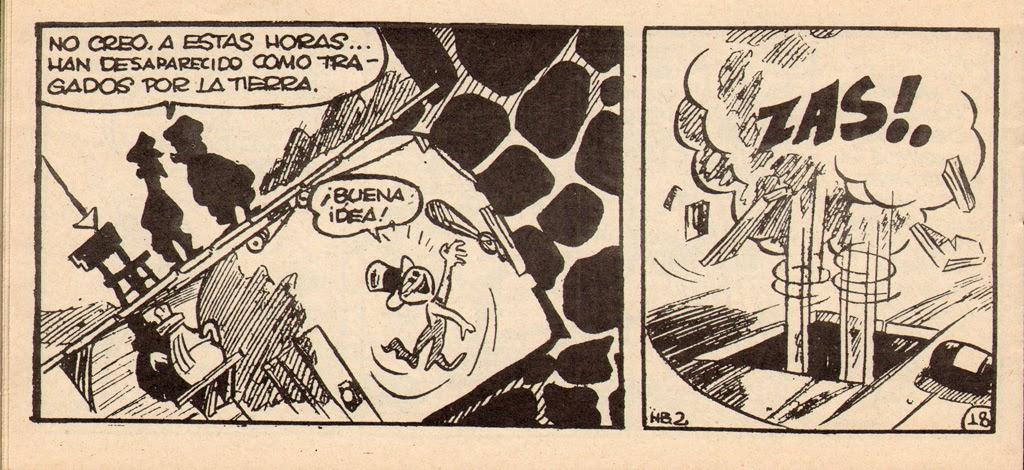 Humor de Bolsillo nº 2 Samba el fantasma pequeñito
