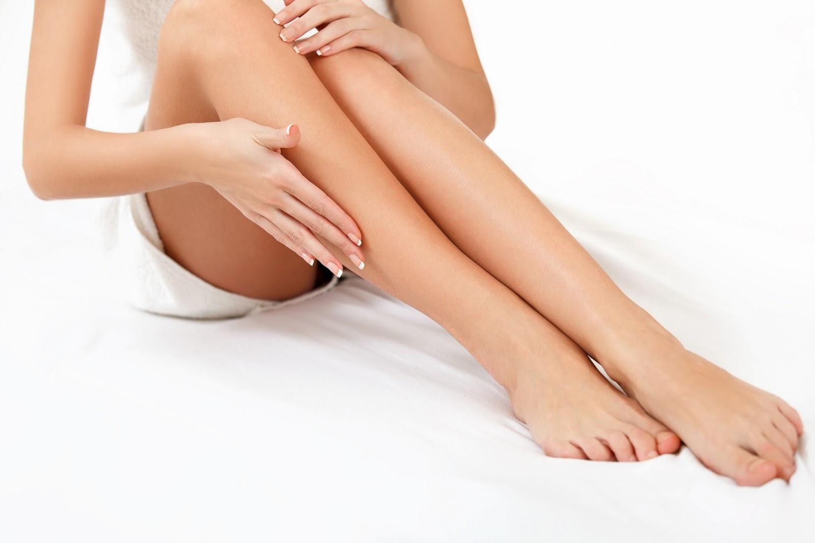 депиляция гладкие ножки