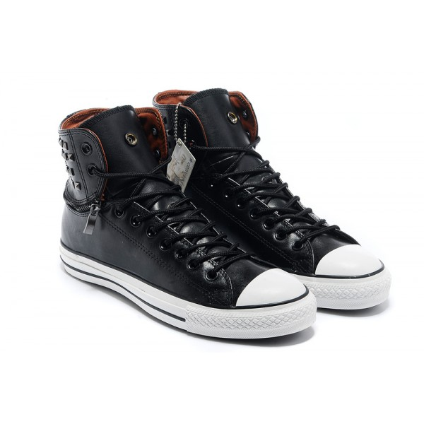 Converse School Shoes Leather