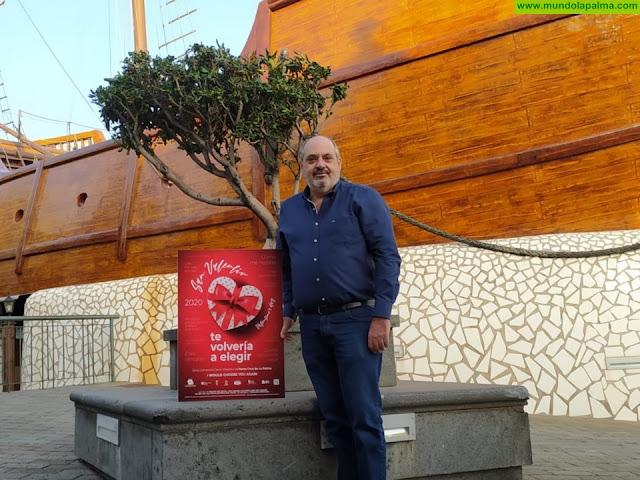 El Casco Histórico crea por San Valentín una campaña de amor mútuo entre clientes y empresarios