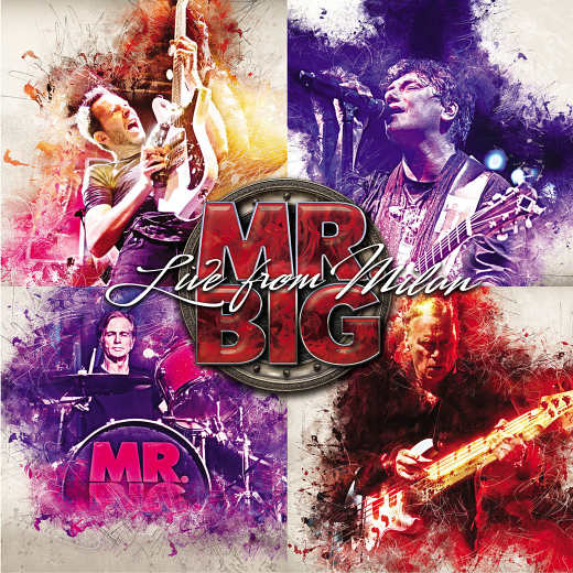 MR. BIG - Live From Milan (2018) full