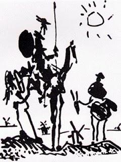 Дон Кихот образ