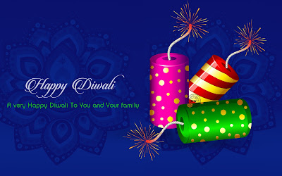 Happy Diwali Fireworks Images