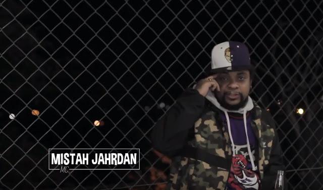 Mistah Jordan lança minidoc sobre lançamento de seu EP, com participação de Barba Negra, M.Sário e Tio Fresh