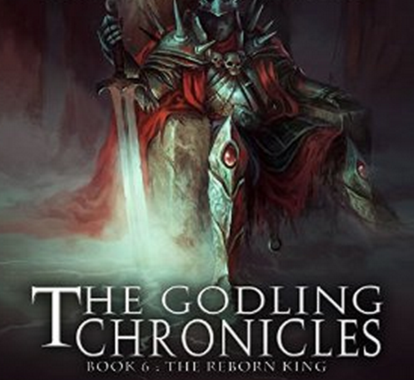 Book Review Godling Chronicles by Brian D. Anderson