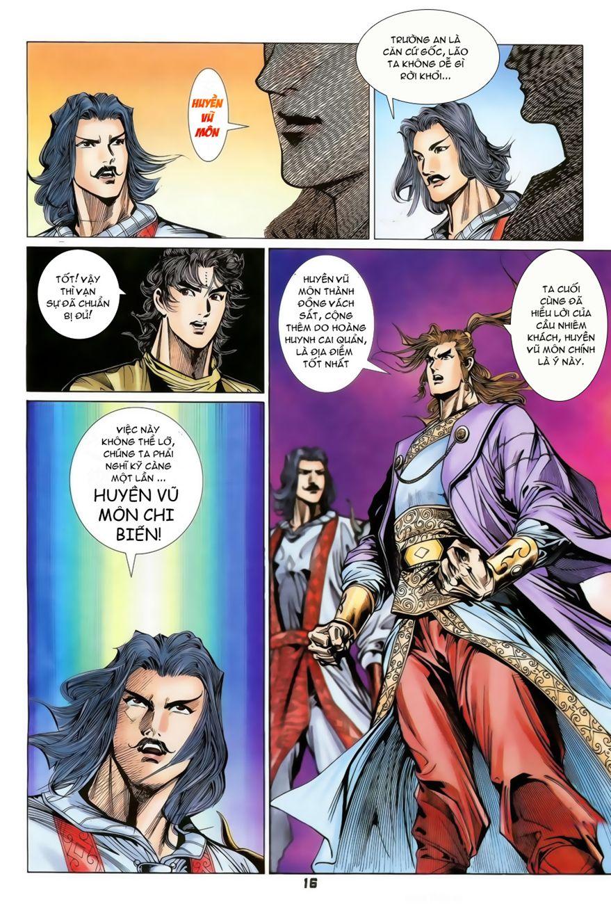 Đại Đường Uy Long chapter 74 trang 16