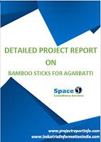 Bamboo Sticks for Agarbatti Project Report