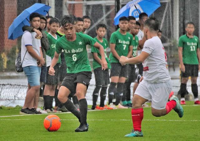 La Salle FC v Coffee Millers FC.  Image source:  Karlyn Vivas.