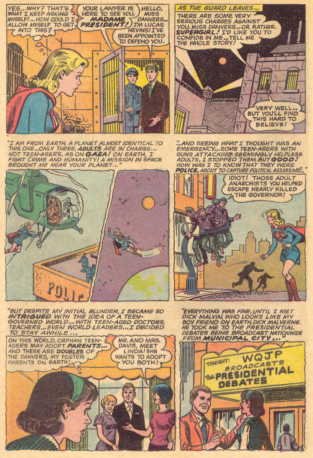 Read online Action Comics (1938) comic -  Issue #345 - 20