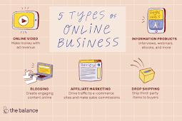 5 Bisnis Online yang Dapat Anda Mulai Tanpa Uang