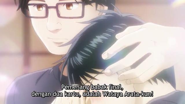 Chihayafuru Season 3 Episode 10 Subtitle Indonesia