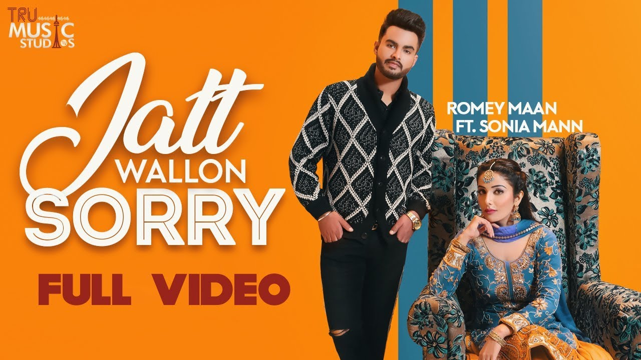 Jatt Wallon Sorry Lyrics, Romey Maan