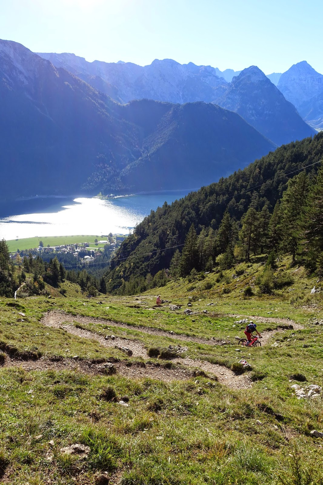 Mountainbike Tour: Steinernes Tor am Achensee - MTB